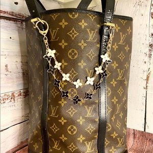 Louis Vuitton Bucket Bag Custom